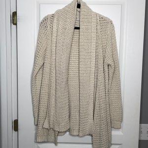 GAP Sweaters - Cream Cardigan